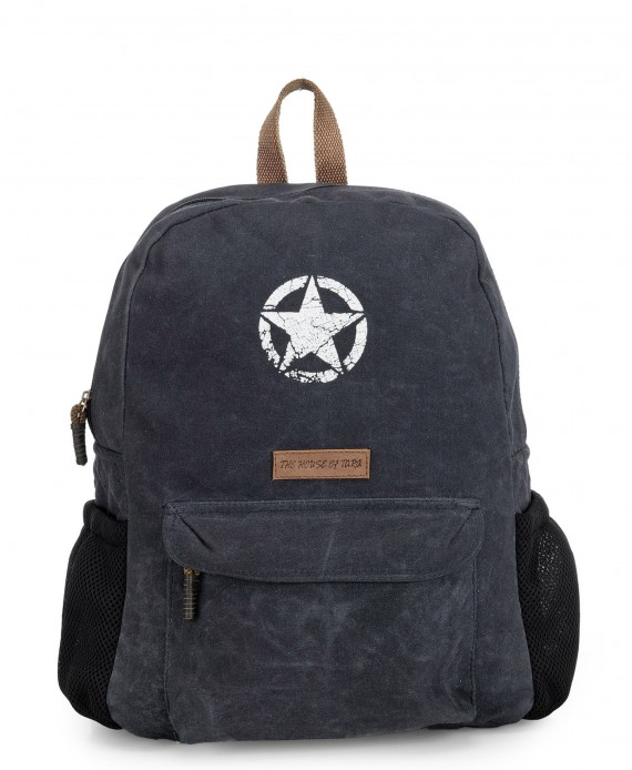 Rugged Unisex Laptop Backpack (Moonlight Blue)