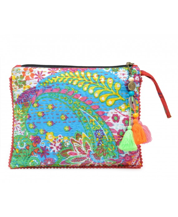 Kantha Work Clutch (HTCL 011)
