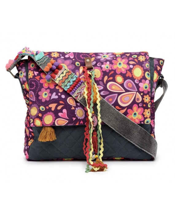 Colourful Messenger Bag (HTMB 082)