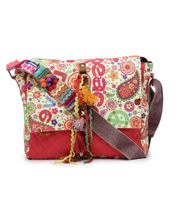 Colourful Messenger Bag (HTMB 083)