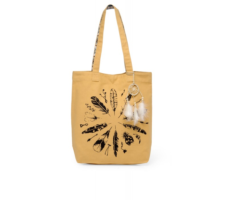 The House Of Tara Canvas Tote HTT 346 (Desert Storm)