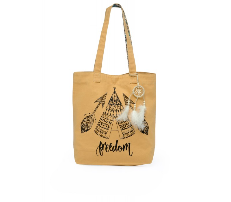 The House Of Tara Canvas Tote HTT 348 (Desert Storm)