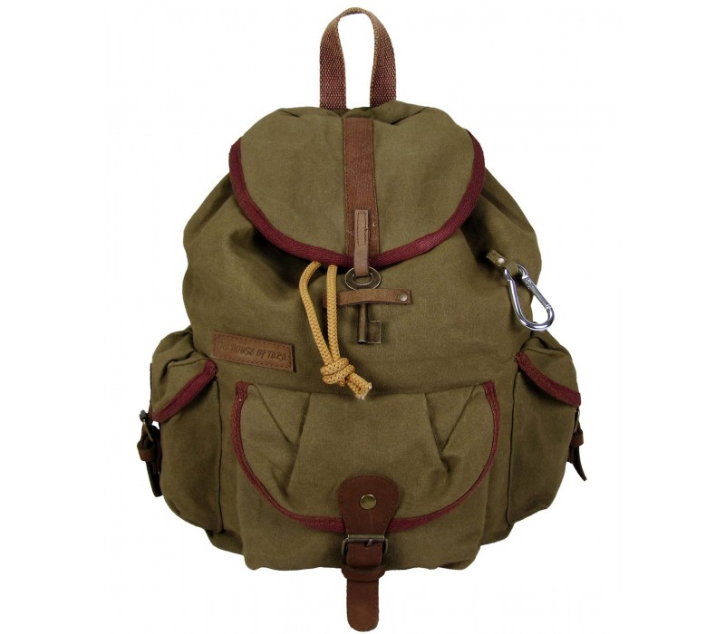 Go-Getter Backpack (Khaki)