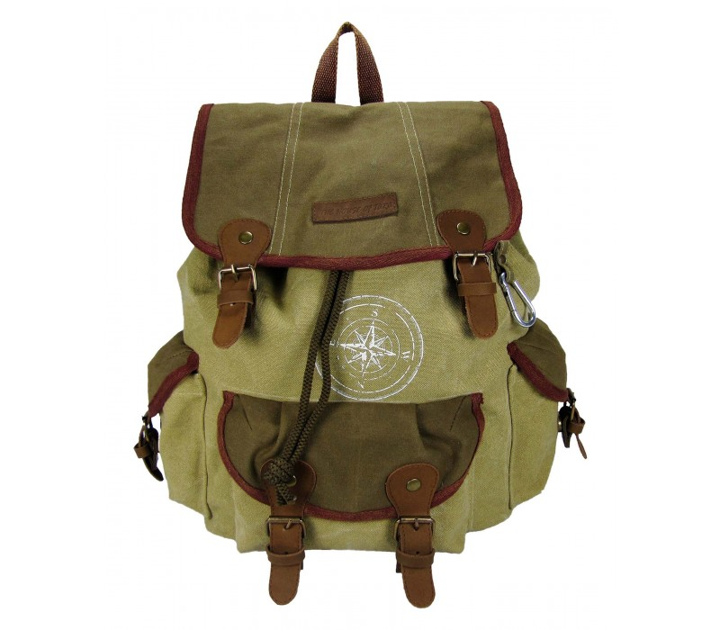 Wanderer Backpack (Desert Storm)
