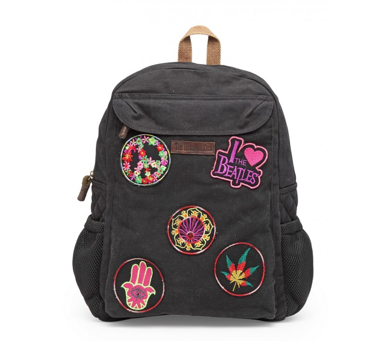 Laptop Backpack (HTBP 192) - Raven Black