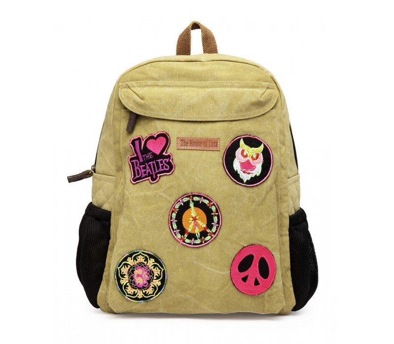 Laptop Backpack (HTBP 196) - Desert Storm