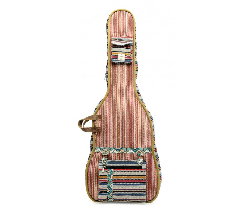 Handloom Fabric Guitar Case (HTGC 03)