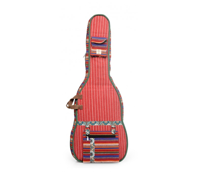 Handloom Fabric Guitar Case (HTGC 06)