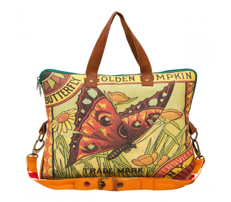 Butterfly Laptop Bag