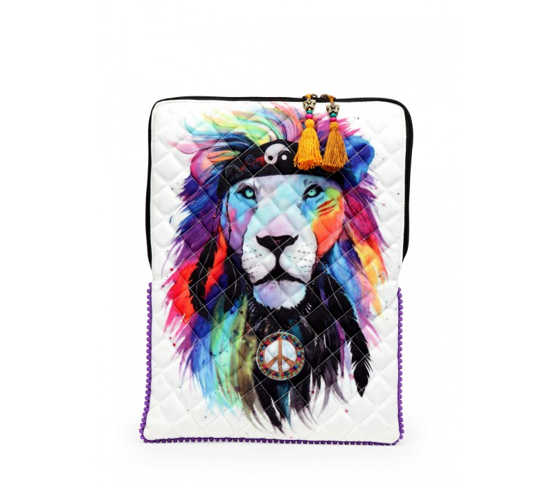 15.6 Inch Colourful Laptop Sleeve (HTLP 040)