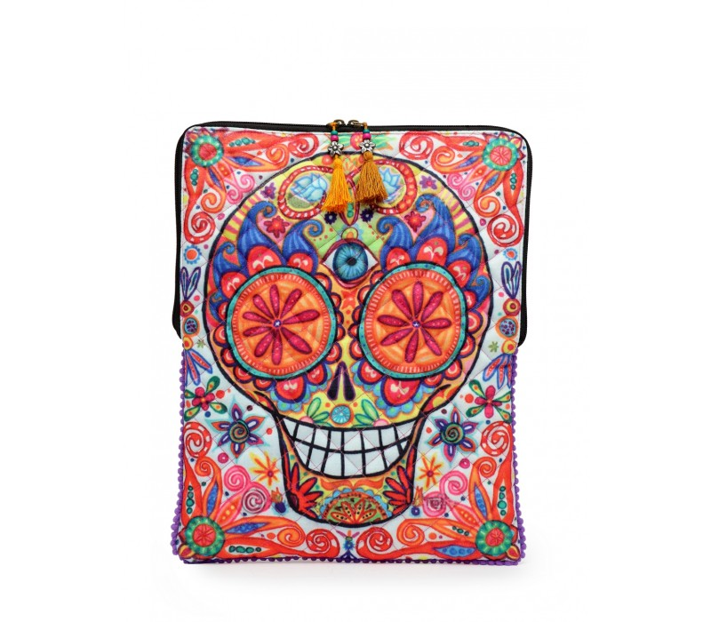 15.6 Inch Colourful Laptop Sleeve (HTLP 042)