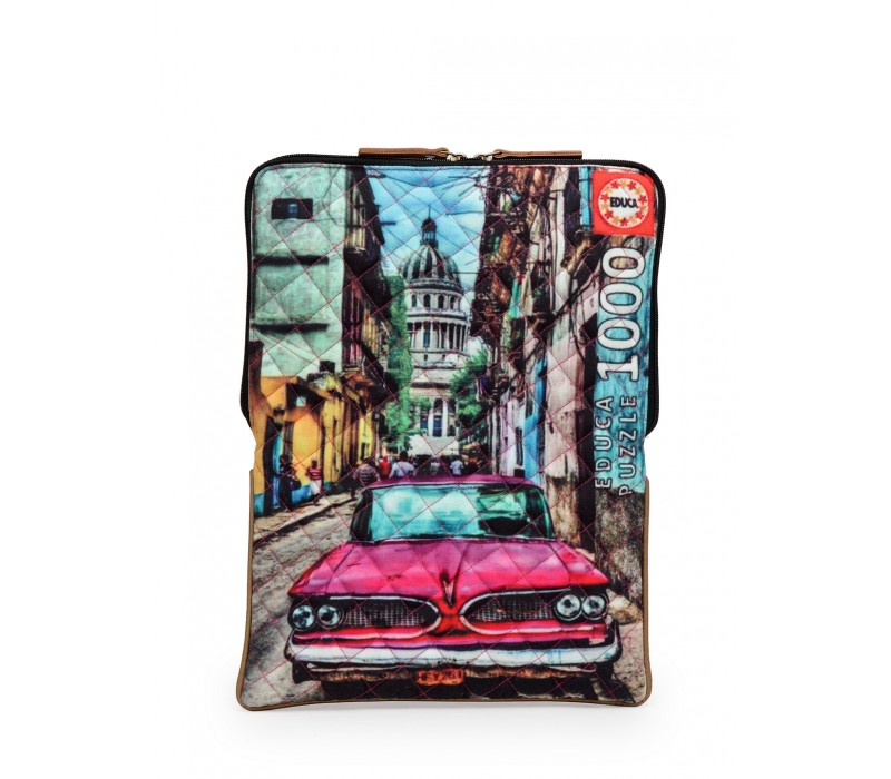 15.6 Inch Colourful Laptop Sleeve (HTLP 046)