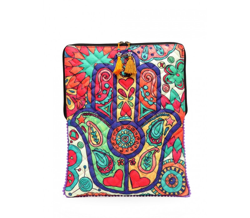 15.6 Inch Colourful Laptop Sleeve (HTLP 053)