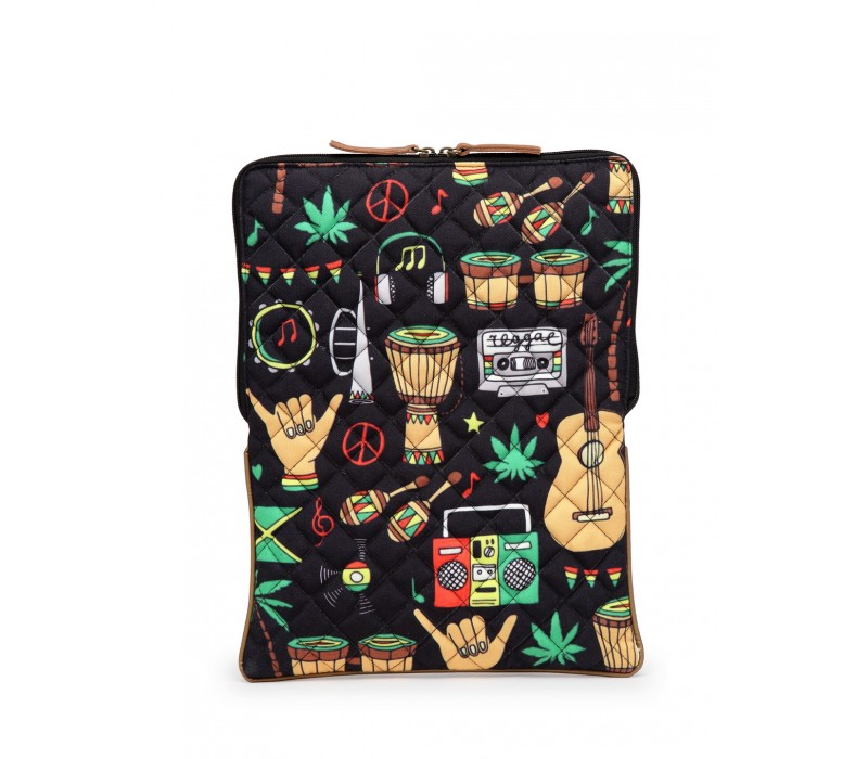 15.6 Inch Colourful Laptop Sleeve (HTLP 054)