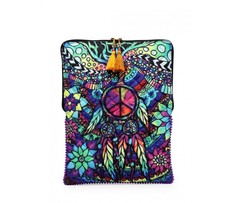 15.6 Inch Colourful Laptop Sleeve (HTLP 056)
