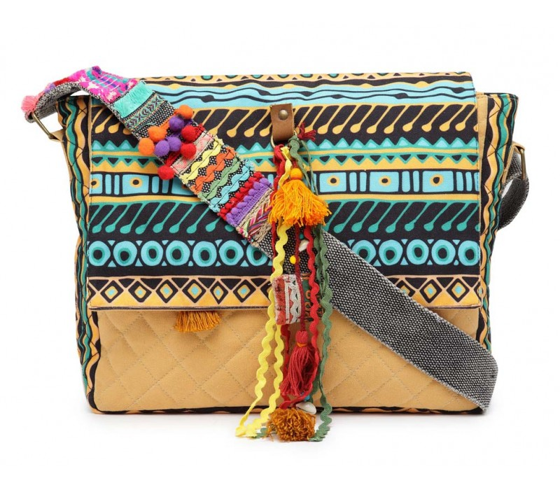 Colourful Messenger Bag (HTMB 080)