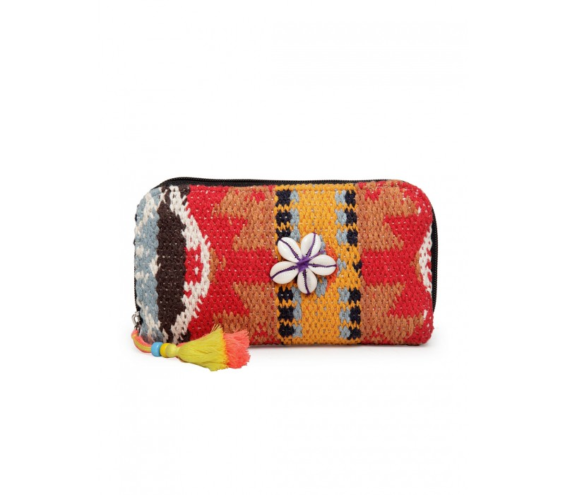 Ethnic Women's Clutch/Wallet - HTW 028
