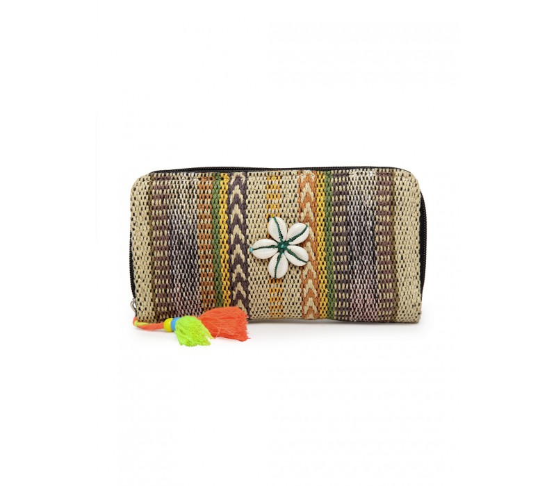 Ethnic Women's Clutch/Wallet - HTW 029