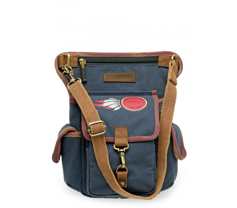 Super Utility Bag (Marine Blue)