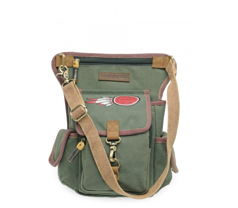 Super Utility Bag (Moss Green)