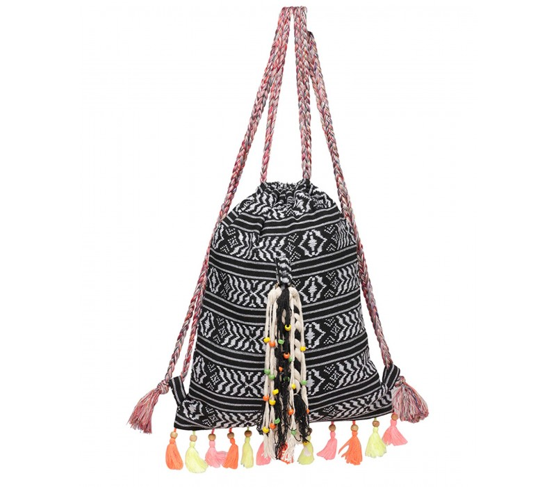 Embellished Slim Backpack (HTBP 246)
