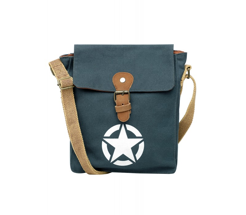 Canvas Messenger Bag (HTCB 067)