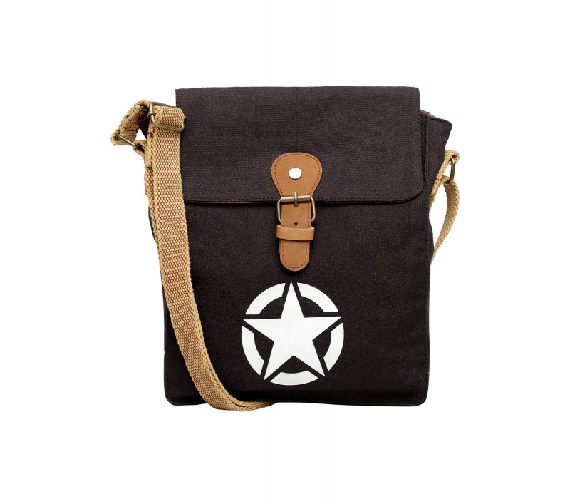 Canvas Messenger Bag (HTCB 068)